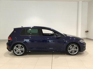 2019 Volkswagen Golf 7.5 MY19.5 110TSI DSG Highline Blue 7 Speed Sports Automatic Dual Clutch.
