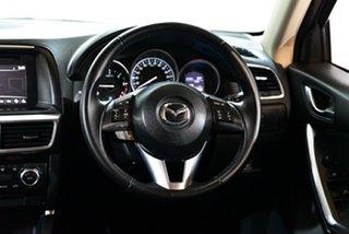 2016 Mazda CX-5 KE1022 Maxx SKYACTIV-Drive AWD Sport Silver 6 Speed Sports Automatic Wagon