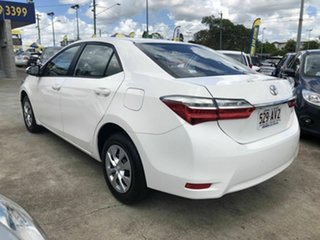 2019 Toyota Corolla ZRE172R Ascent S-CVT White 7 Speed Constant Variable Sedan.