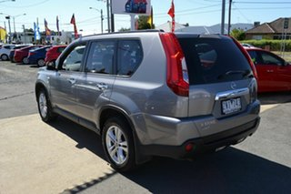 2013 Nissan X-Trail T31 Series 5 ST (4x4) Grey 6 Speed CVT Auto Sequential Wagon.