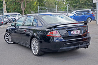 2013 Ford Falcon FG MkII XR6 Black 6 Speed Manual Sedan