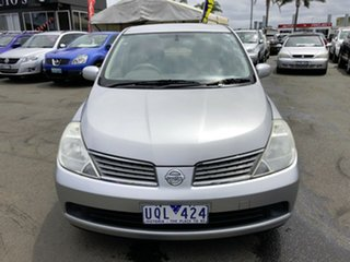 2006 Nissan Tiida C11 ST-L 4 Speed Automatic Sedan