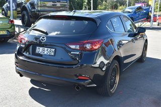 2016 Mazda 3 BM5476 Maxx SKYACTIV-MT Black 6 Speed Manual Hatchback.