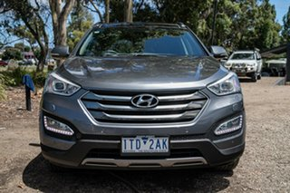 2015 Hyundai Santa Fe DM2 MY15 Highlander Silver 6 Speed Sports Automatic Wagon