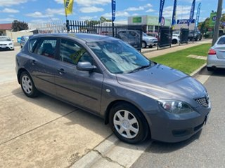 2007 Mazda 3 BK10F2 Neo Grey 5 Speed Manual Hatchback.