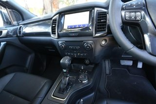 2019 Ford Everest UA II 2020.25MY Titanium White 10 Speed Sports Automatic SUV