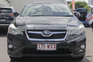 2012 Subaru XV G4X MY13 2.0i Lineartronic AWD Black 6 Speed Constant Variable Wagon