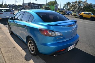 2011 Mazda 3 BL 10 Upgrade Neo Blue 6 Speed Manual Sedan