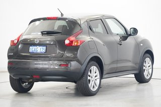 2015 Nissan Juke F15 Series 2 ST X-tronic 2WD Dark Brown 1 Speed Constant Variable Hatchback