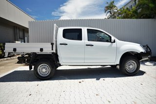 2015 Isuzu D-MAX MY15 SX Crew Cab White 5 Speed Sports Automatic Utility.
