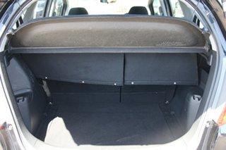 2010 Honda Jazz GE MY10 GLi Black 5 Speed Manual Hatchback