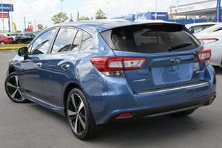 2019 Subaru Impreza G5 MY19 2.0i-S CVT AWD Quartz Blue 7 Speed Constant Variable Hatchback.