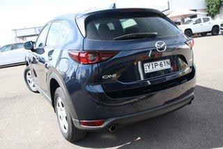 2018 Mazda CX-5 KF2W7A Maxx SKYACTIV-Drive FWD Sport Blue 6 Speed Sports Automatic Wagon.