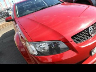 2011 Holden Commodore VE II SV6 Red 6 Speed Automatic Sportswagon
