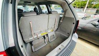 2007 Kia Carnival VQ MY07 EX Silver 4 Speed Sports Automatic Wagon