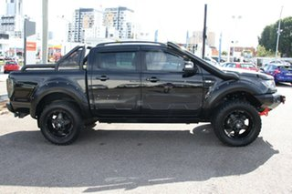 2017 Ford Ranger PX MkII FX4 Double Cab Black 6 Speed Sports Automatic Utility