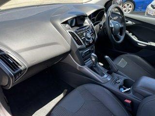 2012 Ford Focus LW Titanium PwrShift Blue 6 Speed Sports Automatic Dual Clutch Hatchback