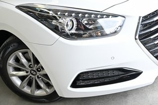 2017 Hyundai i40 VF4 Series II Active Tourer D-CT White 7 Speed Sports Automatic Dual Clutch Wagon.