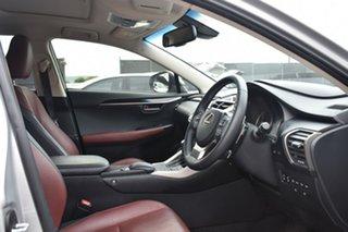 2014 Lexus NX AYZ15R NX300h E-CVT AWD Sports Luxury Silver 6 Speed Constant Variable Wagon Hybrid