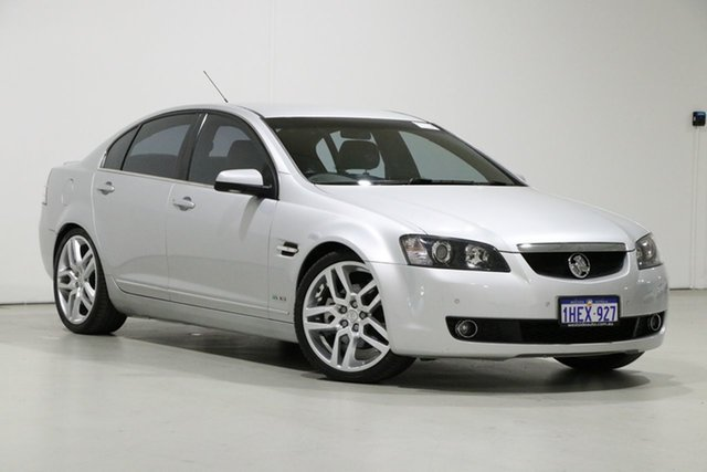 Used Holden Calais VE II V Bentley, 2010 Holden Calais VE II V Silver 6 Speed Automatic Sedan