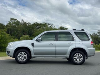 2008 Ford Escape ZC XLT Silver 4 Speed Automatic SUV