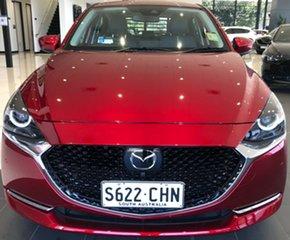 2020 Mazda 2 G15 SKYACTIV-Drive GT Hatchback.