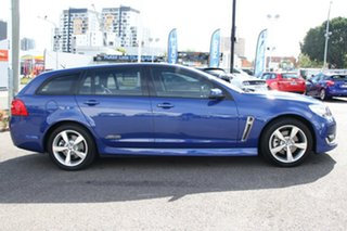 2015 Holden Commodore VF II MY16 SS Sportwagon Blue 6 Speed Sports Automatic Wagon