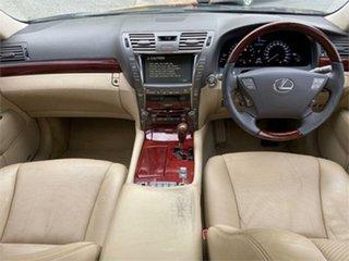 2006 Lexus LS USF40R LS460 Grey 8 Speed Sports Automatic Sedan