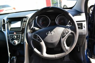 2015 Hyundai i30 GD3 Series 2 Active X Blue 6 Speed Automatic Hatchback