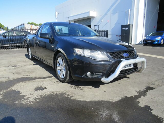 Used Ford Falcon FG R6 Ute Super Cab Edwardstown, 2009 Ford Falcon R6 Ute Super Cab Utility