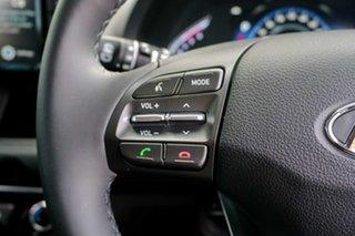 2020 Hyundai i30 PD.V4 MY21 Active Intense Blue 6 Speed Sports Automatic Hatchback