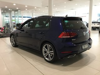 2019 Volkswagen Golf 7.5 MY19.5 110TSI DSG Highline Blue 7 Speed Sports Automatic Dual Clutch