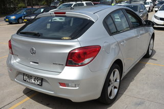 2014 Holden Cruze JH Series II MY14 Equipe Silver 5 Speed Manual Sedan