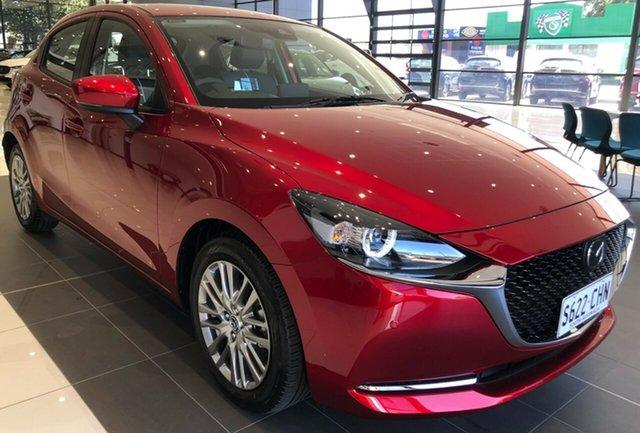 Demo Mazda 2 DJ2HAA G15 SKYACTIV-Drive GT Edwardstown, 2020 Mazda 2 G15 SKYACTIV-Drive GT Hatchback