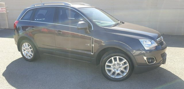 Used Holden Captiva CG Series II MY12 5 AWD Elizabeth, 2012 Holden Captiva CG Series II MY12 5 AWD Grey 6 Speed Sports Automatic Wagon