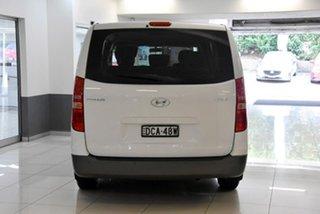 2012 Hyundai iMAX TQ-W MY12 White 4 Speed Automatic Wagon
