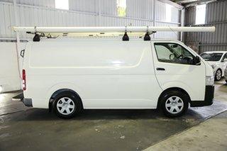 2015 Toyota HiAce KDH201R LWB White 4 Speed Automatic Van