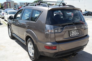2011 Mitsubishi Outlander ZH MY11 LS Ironbark 5 Speed Manual Wagon