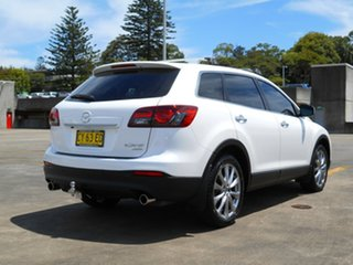 2014 Mazda CX-9 TB10A5 Luxury Activematic AWD White 6 Speed Sports Automatic Wagon