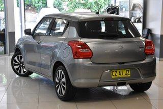 2017 Suzuki Swift AZ GLX Turbo Grey 6 Speed Sports Automatic Hatchback.