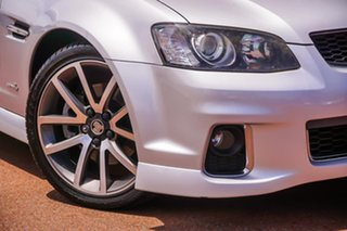 2012 Holden Commodore VE II MY12 SS V Sportwagon Silver 6 Speed Sports Automatic Wagon