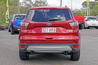 2017 Ford Escape ZG 2018.00MY Trend Red 6 Speed Sports Automatic SUV