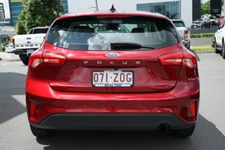2019 Ford Focus SA 2019.25MY Ambiente Red 6 Speed Automatic Hatchback
