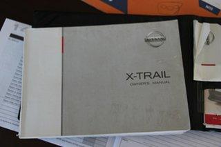 2013 Nissan X-Trail T31 Series V ST 2WD Grey 6 Speed Manual Wagon