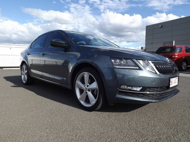 Used Skoda Octavia NE MY17 Ambition Sedan DSG 110TSI Toowoomba, 2017 Skoda Octavia NE MY17 Ambition Sedan DSG 110TSI Grey 7 Speed Sports Automatic Dual Clutch