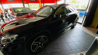 2015 Mercedes-Benz GLA-Class X156 805+055MY GLA200 CDI DCT Black 7 Speed