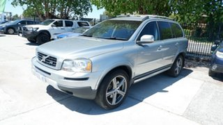 2007 Volvo XC90 P28 MY07 V8 Silver 6 Speed Sports Automatic Wagon.