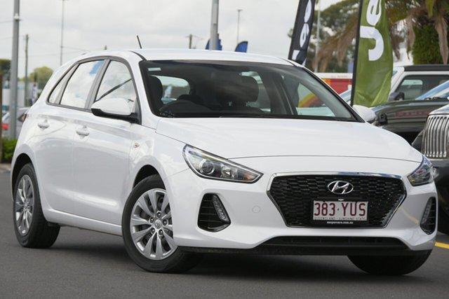 Used Hyundai i30 PD MY18 Go Aspley, 2018 Hyundai i30 PD MY18 Go A 6 Speed Manual Hatchback