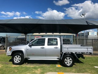 2011 Holden Colorado RC MY11 LX-R (4x4) Silver 5 Speed Manual Crew Cab Pickup