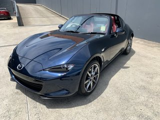2020 Mazda MX-5 ND GT RF SKYACTIV-MT Deep Crystal Blue 6 Speed Manual Targa